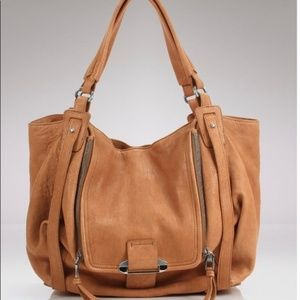 Kooba Jonnie Leather Shoulder Bag